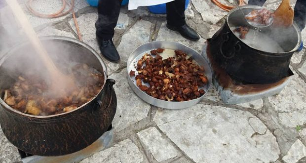 Φωτογραφίες και Βίντεο από τη γιορτή της Τσιγαρίδας στη Κατούνα