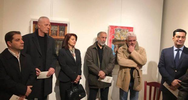 Αγρίνιο: Εγκαινιάστηκε η έκθεση «προσφορά -Ι» (Φωτογραφίες – Βίντεο)
