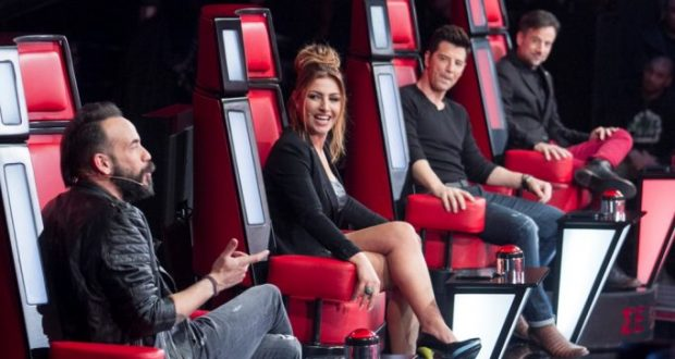 H τηλεθέαση του The Voice άγγιξε το 54,5% και ο ΣΚΑΪ κερδίζει την prime time δύο ημερών