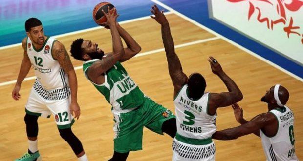 Euroleague Basketball: Στραπάτσο για Παναθηναϊκό στη Ρωσία!