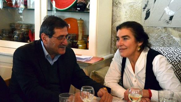 Πάτρα: Συνάντηση του Δήμαρχου Πατρέων Κ. Πελετίδη με την Υπουργό Πολιτισμού Λυδία Κονιόρδου