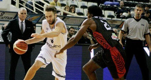 Basketball Champions League: Το πάλεψε αλλά ηττήθηκε ο Π.Α.Ο.Κ.