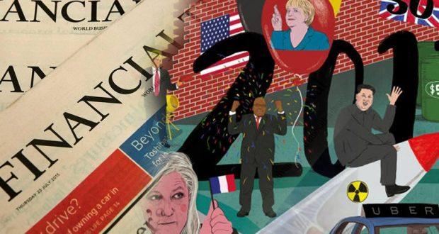 Τι προβλέπουν οι Financial Times για το 2017