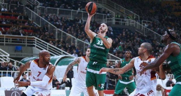 Euroleague Basketball: Ξέσπασε στην Γαλατά ο Παναθηναϊκός