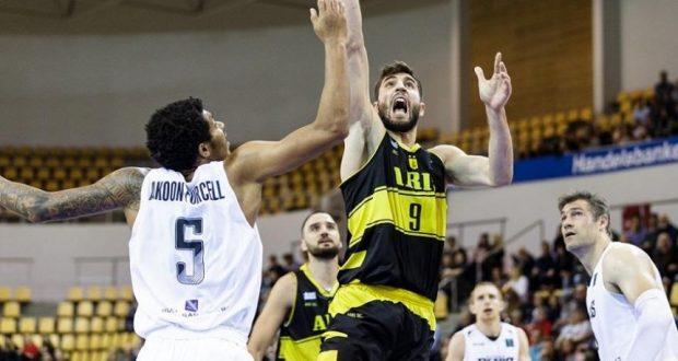 Basketball Champions League: Έχασε ένα ημίχρονο, αλλά όχι και τον αγώνα ο Άρης
