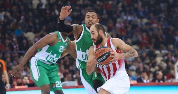 Euroleague Basketball: Έρμαιο στις ορέξεις του Ολυμπιακού έγινε η Ούνιξ!