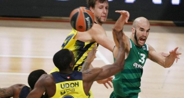 Euroleague Basketball: Νίκη του Παναθηναϊκού επί της Φενέρ του Ζοτς με «δαιμονισμένο» Καλάθη