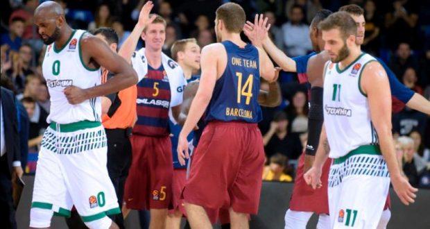 Euroleague Basketball: Γερή… μπάτσα από την Μπάρτσα