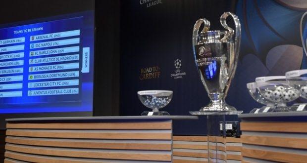 Κλήρωση UEFA Champions League: Ξεχωρίζει το Παρί-Μπάρτσα στον δρόμο της Σεβίλλη η Λέστερ του Κλαούντιο Ρανιέρι