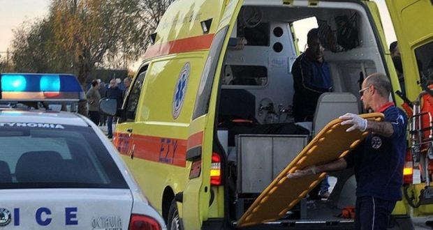 Τροχαίο ατύχημα με τραυματισμό Αγρινιώτη οδηγού στην παράκαμψη Αγρινίου
