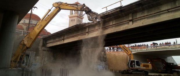 Ολυμπία Οδός: Ολιγόωρες κυκλοφοριακές ρυθμίσεις λόγω έργων