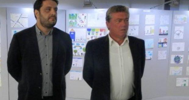 Συνάντηση ΔΣ Πολιτιστικού Συλλόγου Αγίου Ιωάννη Ρηγανά με φορείς του Δήμου Αγρινίου