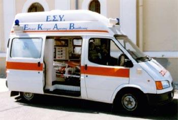 Δράση του Δήμου Αγρινίου, με το ΕΚΑΒ