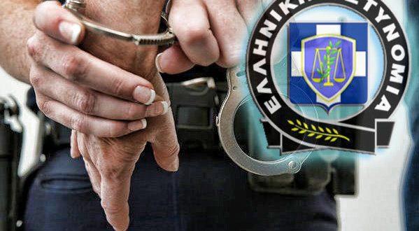 Συνελήφθη 34χρονος ημεδαπός για διακεκριμένες κλοπές σε Μεσολόγγι και Αιτωλικό