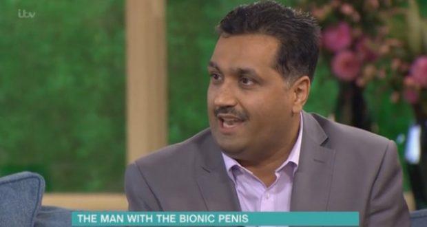 Ουρά οι θαυμάστριες για τον άντρα με το βιονικό πέος!