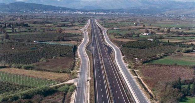 Ιόνια Οδός: Προσωρινές κυκλοφοριακές ρυθμίσεις από Ρίγανη έως Αμφιλοχία