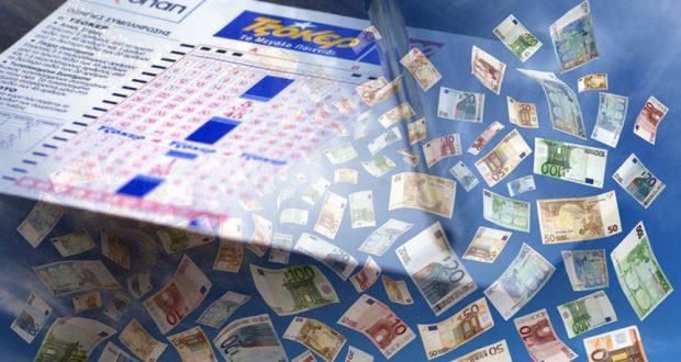 ΤΖΟΚΕΡ: Δυο τυχερά δελτία σε Τρίκαλα και Ηλιούπολη κερδίζουν από 85 χιλ. ευρώ