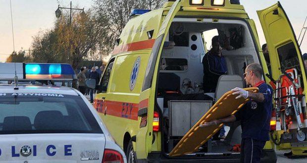 Αγρίνιο: Τροχαίο ατύχημα με σοβαρό τραυματισμό 46χρονου
