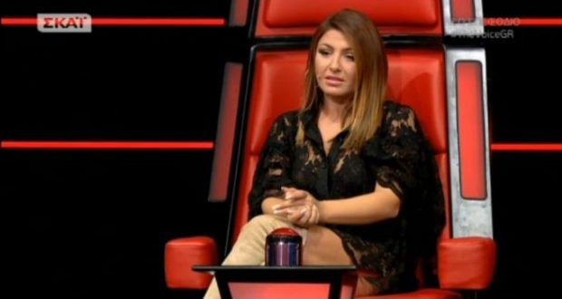The Voice: Τραγούδησε Παντελίδη και έκανε την Παπαρίζου να «λυγίσει»! Γιατί δεν πάτησε το κουμπί;