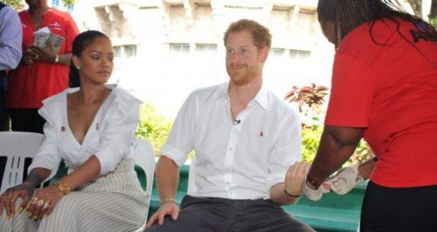 Πρίγκιπας Harry – Rihanna: Έκαναν μαζί τεστ για τον HIV!