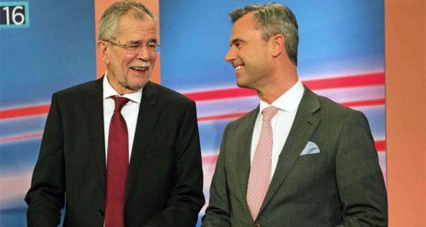 Αυστρία: Τα πρώτα exit polls «δείχνουν» ήττα του ακροδεξιού υποψηφίου