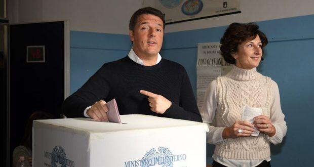 Αγωνία σε όλη την Ευρώπη για το δημοψήφισμα στην Ιταλία