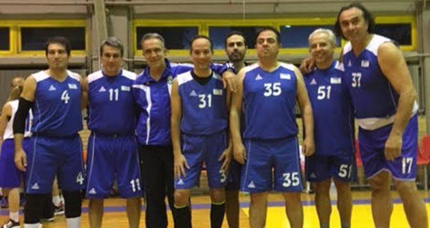 «Final four» για καλό σκοπό… με τη συμμετοχή του Δημήτρη Κωνσταντόπουλου