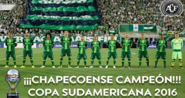 Η αποθέωση του Fair Play – Στην Τσαπεκοένσε κι επίσημα το Copa Sudamericana 2016