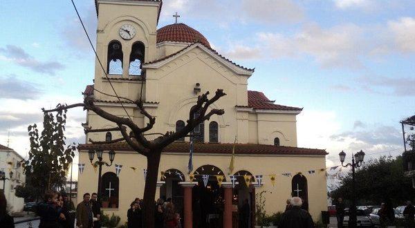 Πρόγραμμα Εορτασμού του Πολιούχου της Τοπικής Κοινότητας Καλυβίων, Αγίου Νικολάου