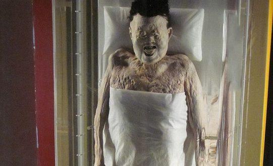 Lady Dai: Η πιο «ζωντανή» μούμια 2.000 ετών! (Φωτογραφίες)