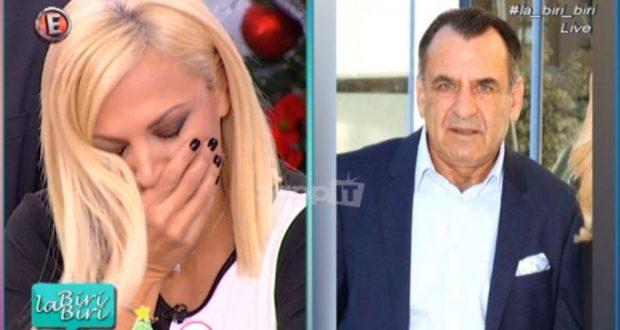 Χριστίνα Λαμπίρη: Ποτάμι τα δάκρυα από την έκπληξη για τα γενέθλιά της!