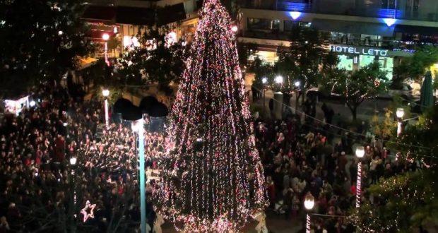 Δήμος Αγρινίου: Συνέντευξη τύπου για την παρουσίαση των Χριστουγεννιάτικων εκδηλώσεων