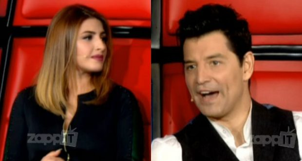 The Voice: «Η Έλενα έχει πάει με έναν από τους τρεις μας», είπε ο Σάκης
