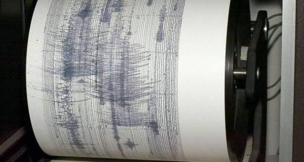 Δυνατός σεισμός στο Ιόνιο – Νοτιοδυτικά της Ζακύνθου το επίκεντρο