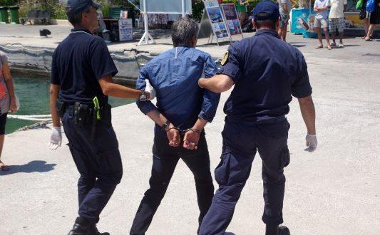 Παρουσίαση υπόθεσης εξάρθρωσης διεθνικής εγκληματικής οργάνωσης που δραστηριοποιείτο στην παράνομη διακίνηση ανθρώπων