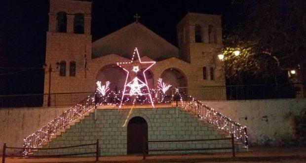 «Η πόλη των Χριστουγέννων» στη Ματαράγκα