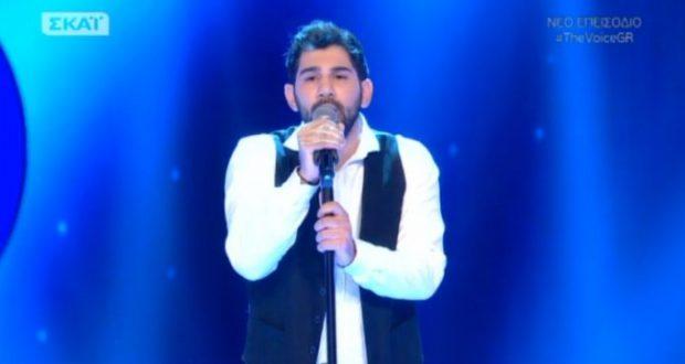 The Voice: Συγκίνησε ο Κύπριος με το τραγούδι για την κατεχόμενη Κερύνεια! Ανατρίχιασαν στο πλατό!