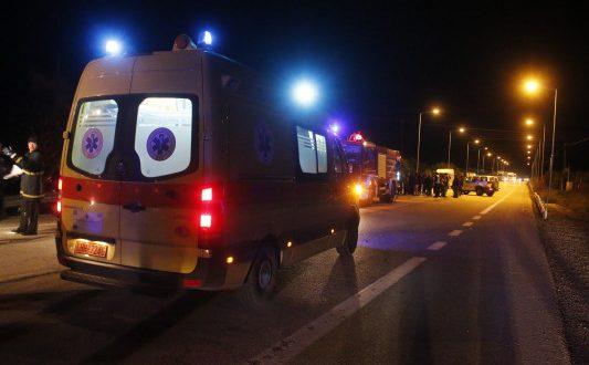 Θεσσαλονίκη: Νέο τροχαίο με παράσυρση πεζού – Νεκρός ένας 37χρονος!