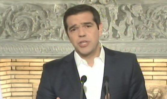 Τσίπρας: 13η σύνταξη σε όσους παίρνουν κάτω από 850 ευρώ – «Παγώνει» η αύξηση του ΦΠΑ στα νησιά Β. Αιγαίου