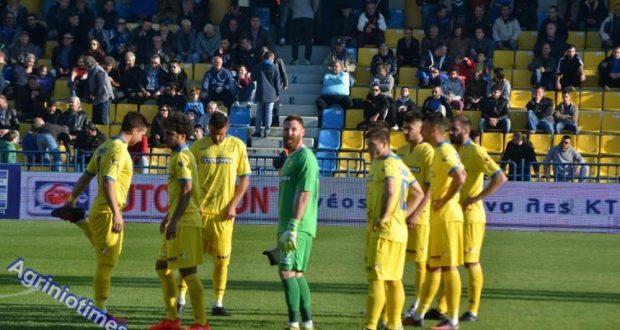 Αγρίνιο: Παναιτωλικός 2-0 Ηρακλής – Μεγάλο φωτορεπορτάζ του AgrinioTimes.gr από τον αγωνιστικό χώρο