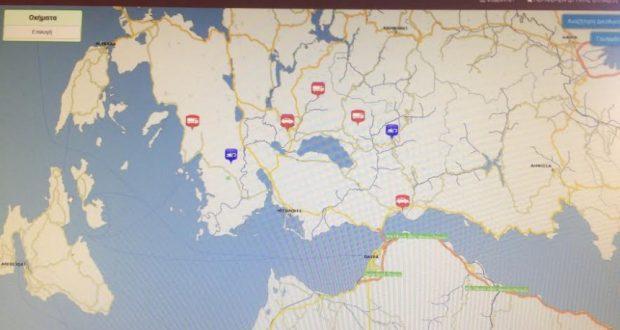 Σε πλήρη λειτουργία η πρωτοποριακή Τηλεματική Παρακολούθηση για μηχανήματα και οχήματα της Π.Ε. Αιτωλοακαρνανίας