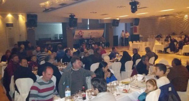 Πραγματοποιήθηκε η συνεστίαση της ΚΟ Ακτίου – Βόνιτσας του ΚΚΕ