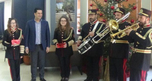 Ο Δήμαρχος Αγρινίου, Γιώργος Παπαναστασίου εύχεται Καλά Χριστούγεννα και Χρόνια Πολλά