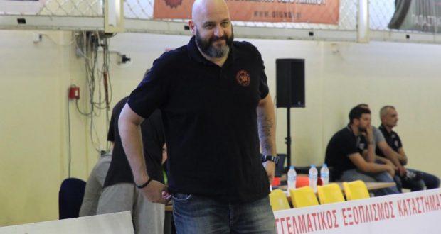 Α.Ο. Αγρινίου: Το μήνυμα του προπονητή, Χρήστου Μυριούνη για την ήττα από την Ευρώπη Πευκοχωρίου