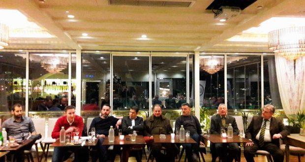 Συνάντηση του Συνδέσμου Αιτωλοακαρνάνων Επιχειρηματιών