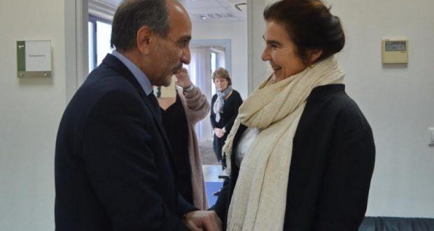 Ο σχεδιασμός της Περιφέρειας Δυτικής Ελλάδας για τον Πολιτισμό στη συνάντηση Απ. Κατσιφάρα και Λυδίας Κονιόρδου