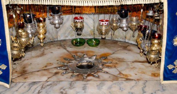 Το σπήλαιο της Γεννήσεως του Κυρίου στη Βηθλεέμ