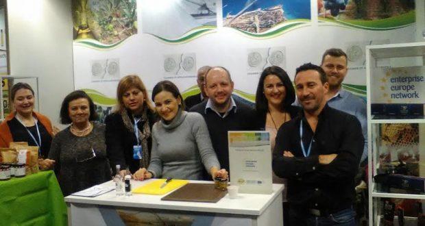 Εξαιρετική η Συμμετοχή του Επιμελητηρίου Αιτωλοακαρνανίας στη ΔΕ «THE GREEK FOOD FESTIVAL»