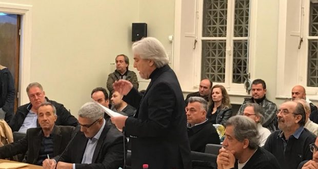 Δημήτρης Τραπεζιώτης: Παράνομος και άκυρος ο προϋπολογισμός του 2017, του Δήμου Αγρινίου