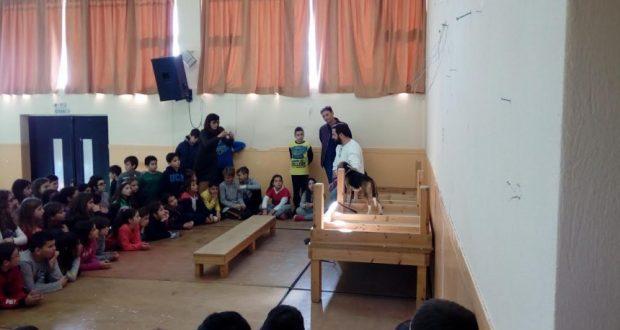 Αγρίνιο: Eνημερώσεις σε σχολεία της πρωτοβάθμιας εκπαίδευσης – Αδέσποτα και δεσποζόμενα ζώα συντροφιάς